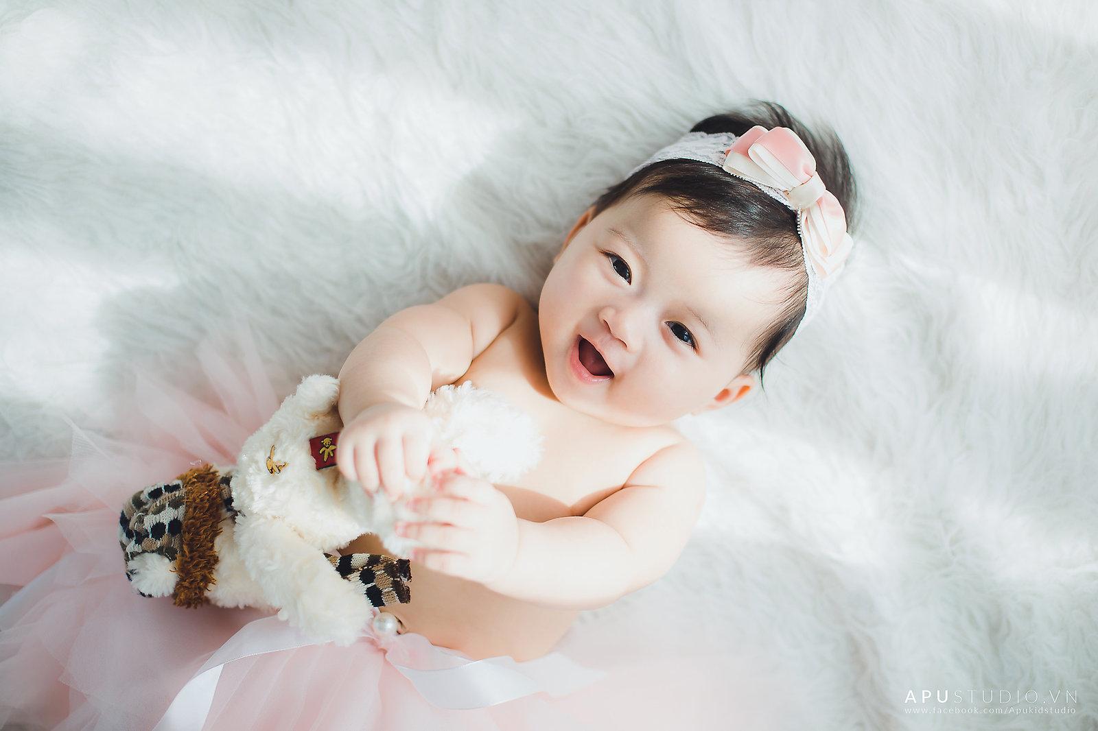 Chụp hình baby